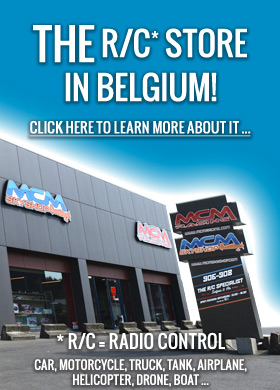 THE r/c store in belgium