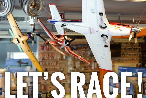 let's race !