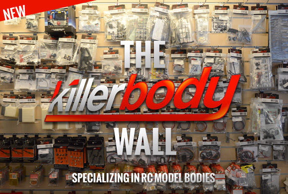 The Killerbody wall