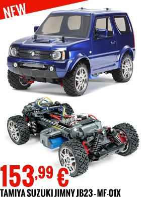 Tamiya Suzuki Jimny JB23 - MF-01X 153,99 €