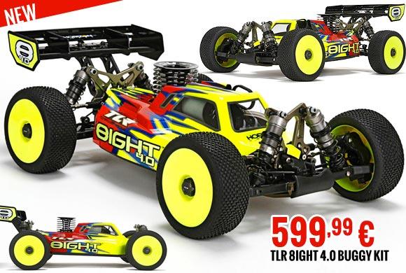 TLR 8IGHT 4.0 Buggy Kit TLR04003 599,99 €
