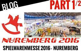 Blog Nuremberg Part 1