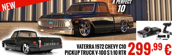 Vaterra 1972 Chevy C10 Pickup Truck V-100 S 1:10 RTR 299,99 €