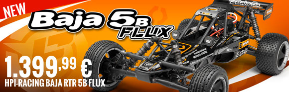 HPI-Racing Baja RTR 5B Flux 1.399,99 €