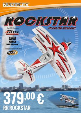 Multiplex RR Rockstar 379,90 €