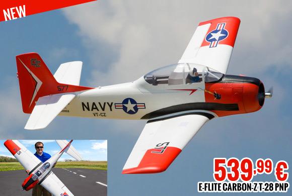 E-flite Carbon-Z T-28 PNP 539,99 €