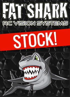 Stock. Fat Shark