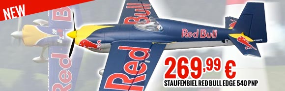 Staufenbiel Red Bull Edge 540 PNP 269,99 €