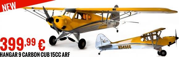 Hangar 9 Carbon Cub 15cc ARF 399,99 €