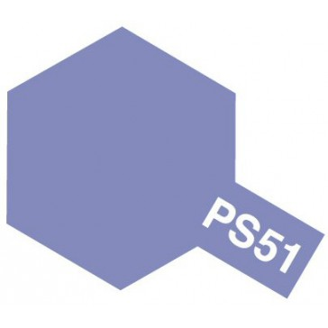 Polycarbonate Spray - PS51 alu violet anodise