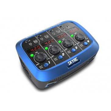 DISC.. Quattro Micro battery AC/DC charger