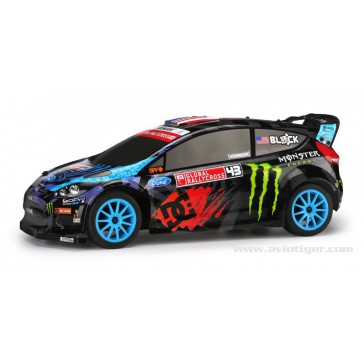 WR8 Flux RTR Ken Block Ford Fiesta 2013