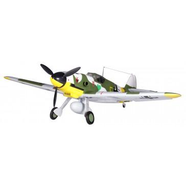 . Avion 1400mm BF109-F (camo) kit PNP