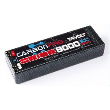 DISC.. Carbon Pro 8000 90C 7,4V 2S (Doppelbuchs