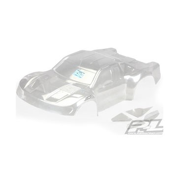 PRE-CUT FLO-TEK FORD F-150 RAPTOR CLEAR BODY SC10