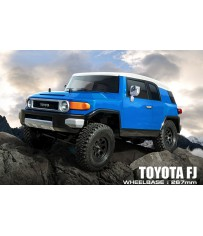 DISC.. CMX 1/10 267mm RTR Crawler car kit (2.4G) TOYOTA FJ
