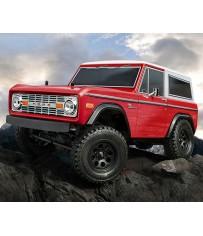 DISC.. CMX 1/10 242mm RTR Crawler car kit (2.4G) FORD Bronco