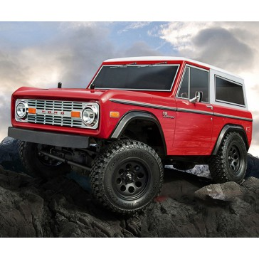 DISC.. CMX 1/10 242mm RTR Crawler car kit (2.4G) FORD Bronco