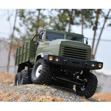 Crawling kit - KC6L 1/12 6x6x Truck
