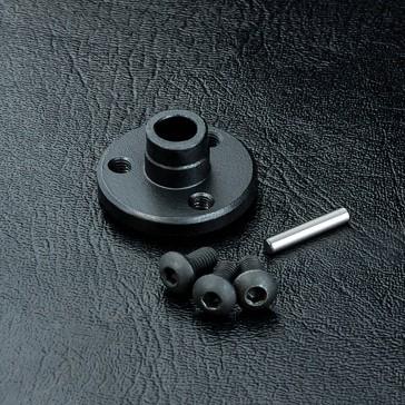 Steel gear holder
