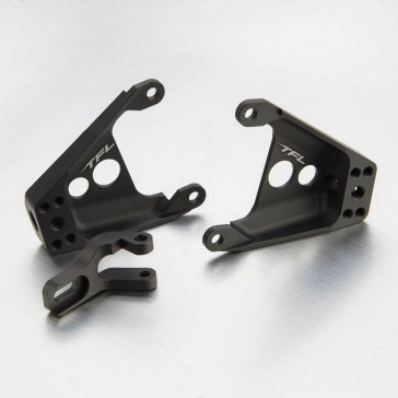 SCX10 II Front Shock Hoops Metal