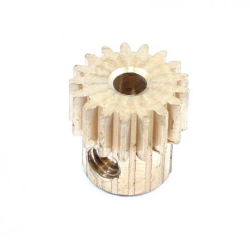 CARNAGE/BUGSTA/OUTLAW PINION GEAR 17T(EP)1PC