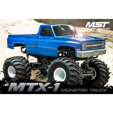 MTX-1 RTR Monster truck (2.4G) Brushless