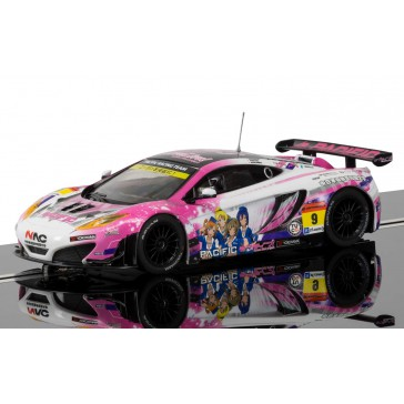 Mc Laren 12C GT3 Pacific Racing