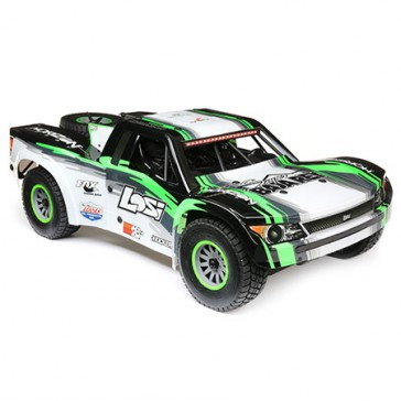 Super Baja Rey 4WD Trophy Truck 1:6 RTR (with AVC Technology) (black)