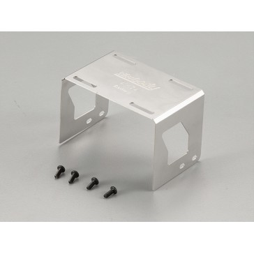 Battery Holder steel Axial SCX10