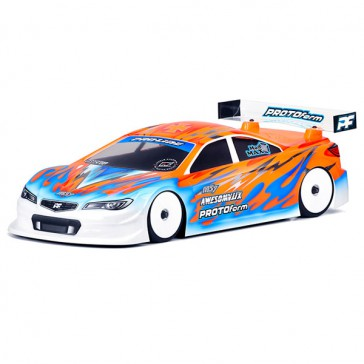 MS7 PRO-LITE WEIGHT BODYSHELL 190MM (CLEAR)