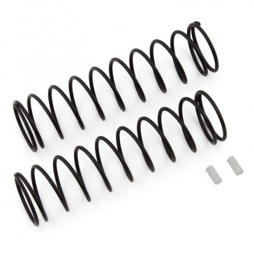 REAR SPRINGS V2 WHITE 4.1LB/IN RC8B3/RC8B3.1