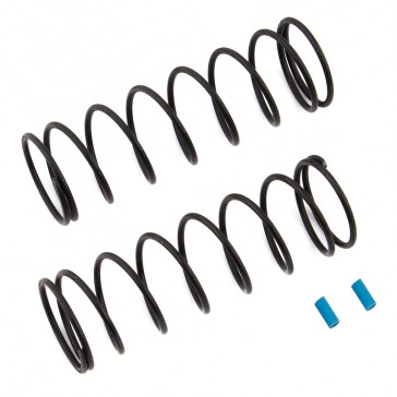 FRONT SPRINGS V2 BLUE 5.5LB/IN RC8B3/RC8B3.1