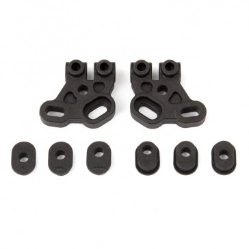 RC12R6 UPPER ARM MOUNTS