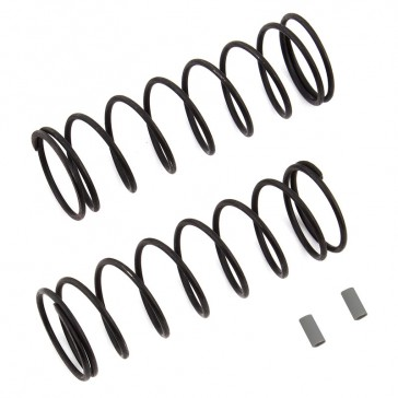 FRONT SPRINGS V2 GREY 5.3LB/IN RC8B3/RC8B3.1