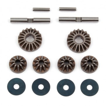 RC8B3.1 DIFF GEAR SET LTC