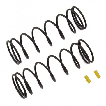 FRONT SPRINGS V2 YELLOW 5.7LB/IN RC8B3/RC8B3.1