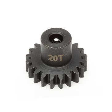 20T PINION FOR 1/8 RC8e/Be/8.2e/8Te/SC8.2e/RIVAL