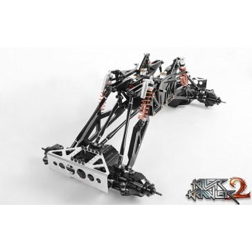 RC4WD 1/4 Killer Krawler 2 Kit (Black)
