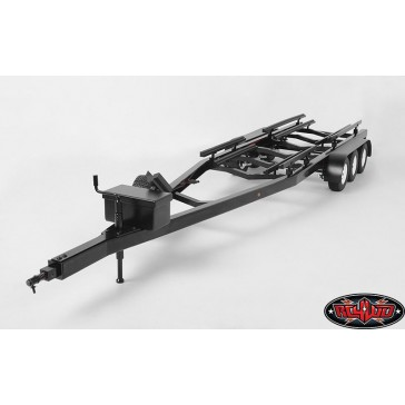 BigDog 1/10 Triple Axle Scale Boat Trailer