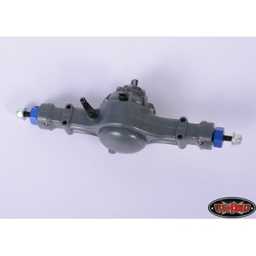 SLVR Scale Semi Truck Rear Axle with Locking Differential (G