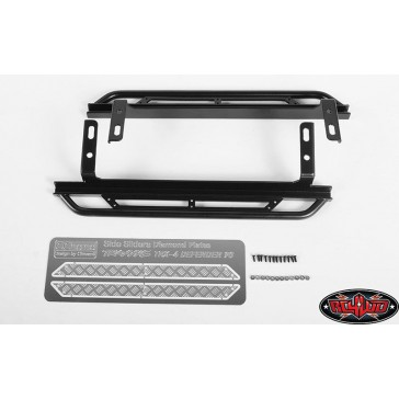 Rook Metal Side Pedals for Traxxas TRX-4