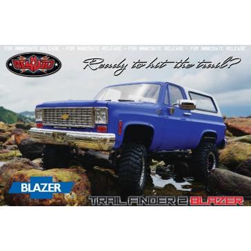 RC4WD Trail Finder 2 RTR w/Chevrolet Blazer Body Set