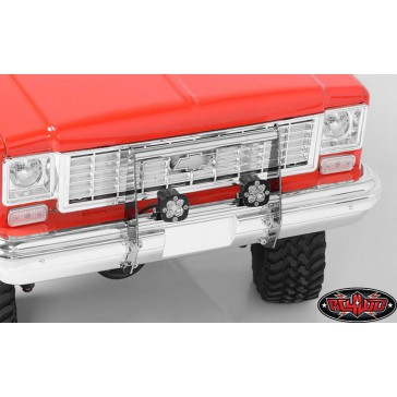 RC4WD Push Bar for RC4WD Chevy K5 Front Bumper