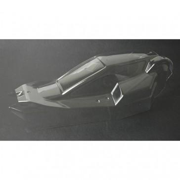 Bodyshell + Decals - Cougar SV