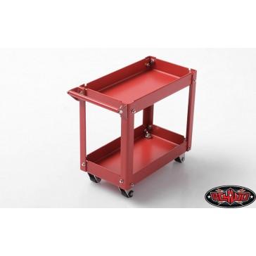 Scale Garage Series Metal Handy Cart