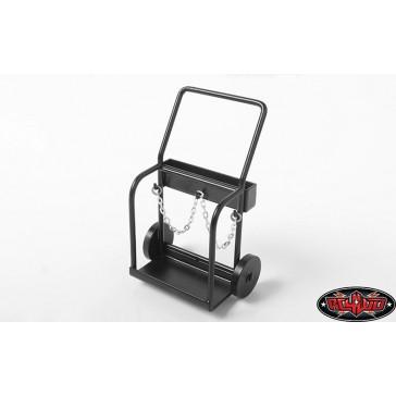Scale Garage Series 1/10 Dual Tank Welders Cart