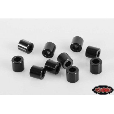 6mm Black Spacer with M3 Hole (10)
