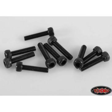 Steel Socket Head Cap Screws M3 x 14mm (10)