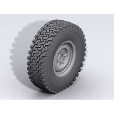 Dirt Grabber 1.9 All Terrain Tires